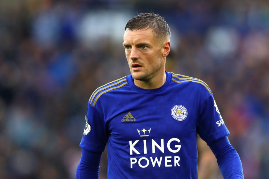 Vardy starts for Leicester City but in-form Barnes on the bench as Rodgers aims to continue European adventure
