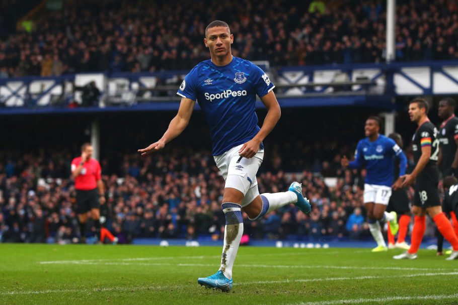 Ancelotti says Richarlison going nowhere while he remains in charge at Everton