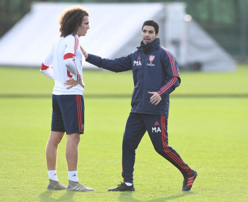 Matteo Guendouzi 'not part' of Arsenal boss Arteta's plans next season