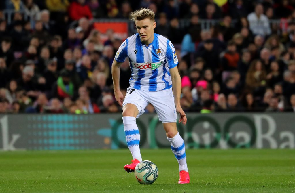 Insight provided into hefty fee which could be required for Arsenal to sign Odegaard on permanent basis