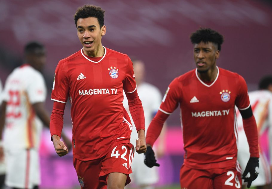 Details revealed as ex Chelsea starlet Jamal Musiala set to sign first professional deal with Bayern Munich