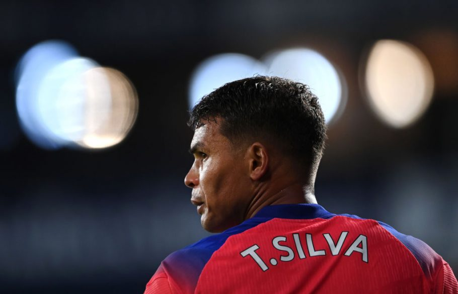 """""""The whole season was sh*t"""" Thiago Silva opens up about career with PSG"""