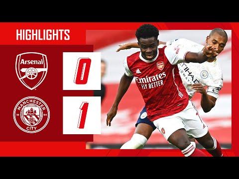 HIGHLIGHTS | Arsenal vs Manchester City (0-1) | Premier League