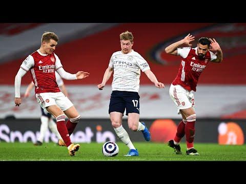 Arsenal 0-1 Manchester City | The Breakdown LIVE | Premier League