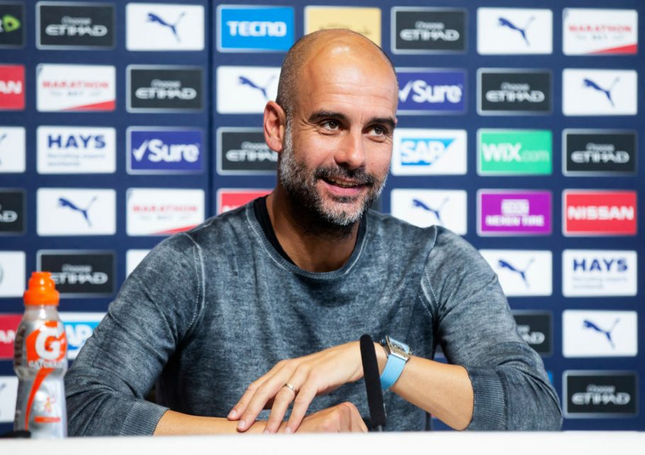 """Pep Guardiola confirms Man City have fully fit squad ahead of Man United and says """"no sense"""" in players going on international duty if have to quarantine"""