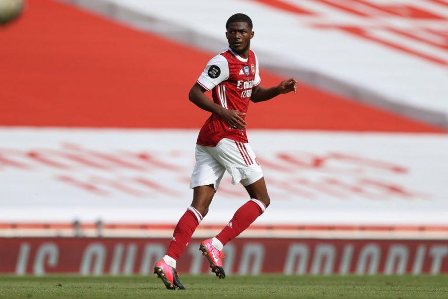 Ainsley Maitland-Niles explains main reason he left Arsenal on loan