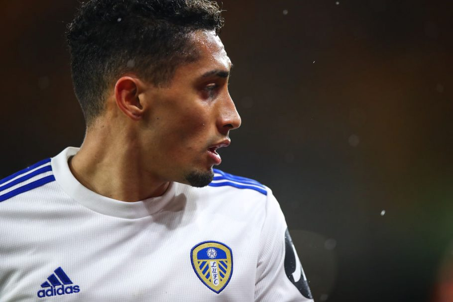 Man United latest side to 'express interest' in Leeds' Raphinha