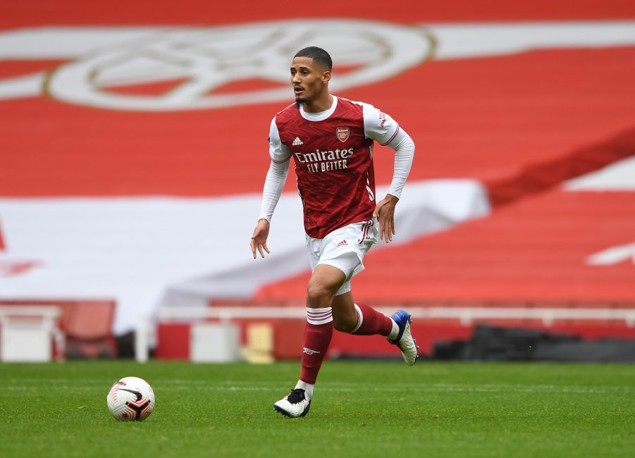 Chelsea's Malang Sarr interview sheds light on Arsenal's William Saliba reluctance