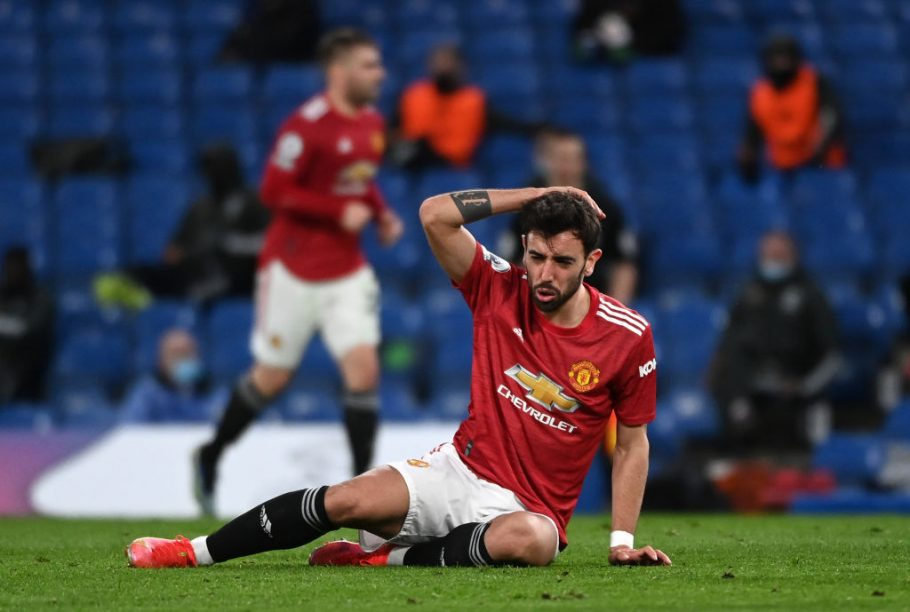 Bruno Fernandes responds to criticism over big-game performances & hits out at players-turned-pundits