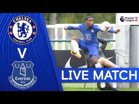 Chelsea v Everton | Premier League 2 | Live Match