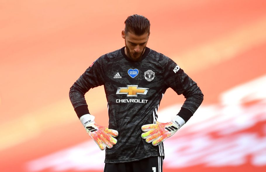 The latest on De Gea vs Henderson ahead of Man United's meeting with West Ham
