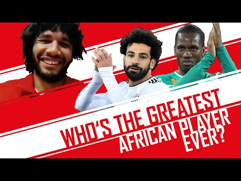 Mo Elneny | Who's the greatest African footballer ever? | World Cup of Everything