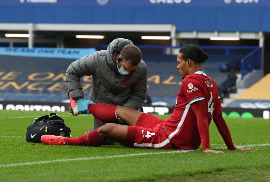 Virgil van Dijk could return sooner than Liverpool boss Jurgen Klopp suggested