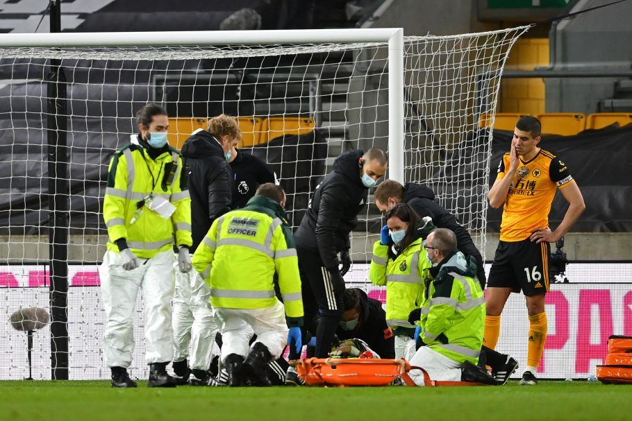Diogo Jota comes back to haunt Wolves, but result takes back seat amid concerns for Rui Patricio