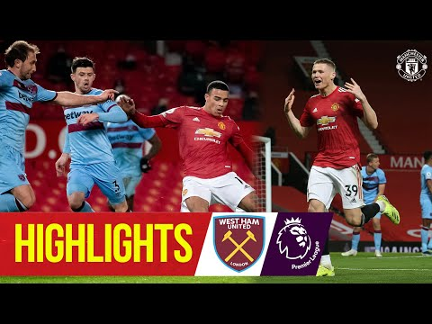 Highlights | Manchester United 1-0 West Ham | Premier League