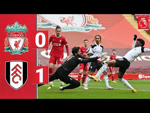 Highlights: Liverpool 0-1 Fulham   First-half goal the difference at Anfield