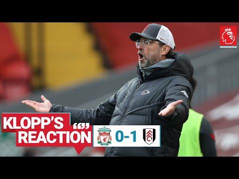 Klopp's Reaction: Boss on changes, performance & training plans   Liverpool vs Fulham