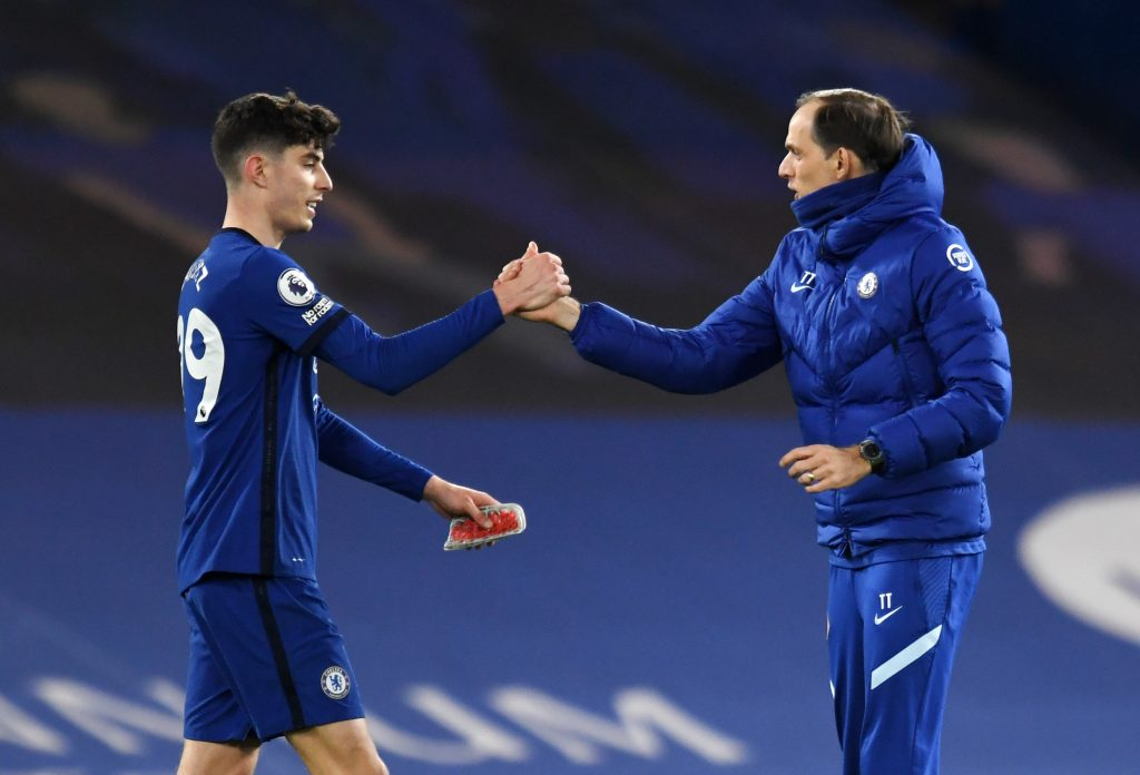 "Kai Havertz ""no excuses"" for poor form as he discusses Chelsea struggles"