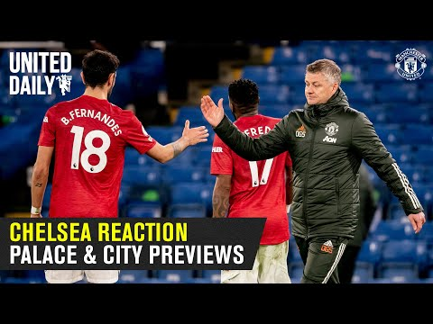 Group Chat   Chelsea Reaction, Crystal Palace & Man City Preview   Your Comments   Manchester United