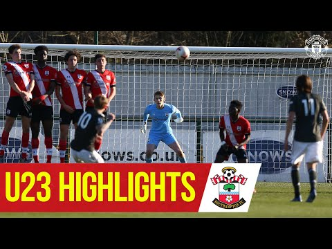 U23 Highlights   Southampton 1-2 Manchester United   The Academy