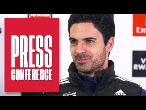 Arteta on Balogun, Burnley, Barcelona, Laca, Saka & Saliba   Press Conference