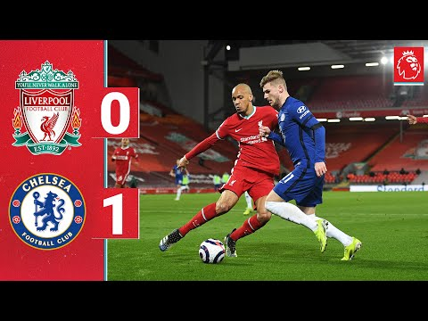Highlights: Liverpool 0-1 Chelsea | Reds beaten at Anfield