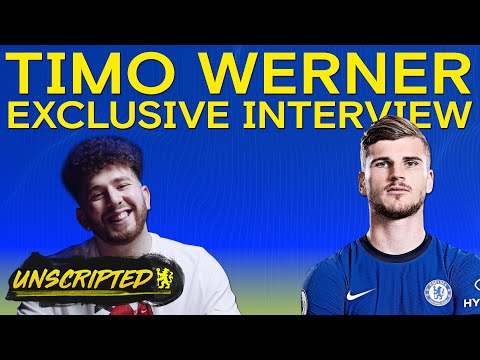 Why can't Timo Werner pick himself on FIFA?   Unscripted Ep 16