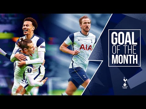 Dele's bicycle kick, three Bale stunners and Lucas' incredible solo run | FEBRUARY GOAL OF THE MONTH
